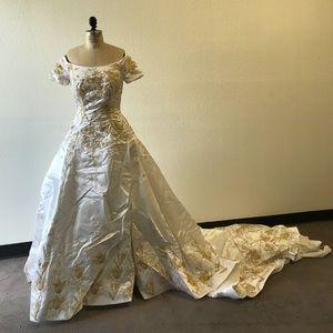 Monique Luo Wedding Dress Sale - Brand New